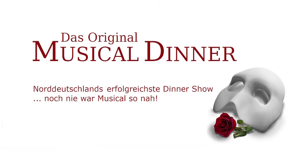 Musical Dinner – Das Original